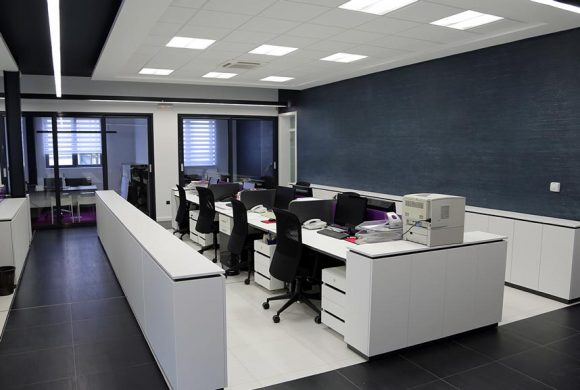 Úklid firem a kanceláří